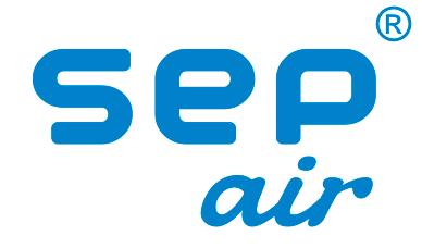 Sepair Logo Hero